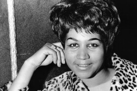 Aretha Franklin, Rest in Peace